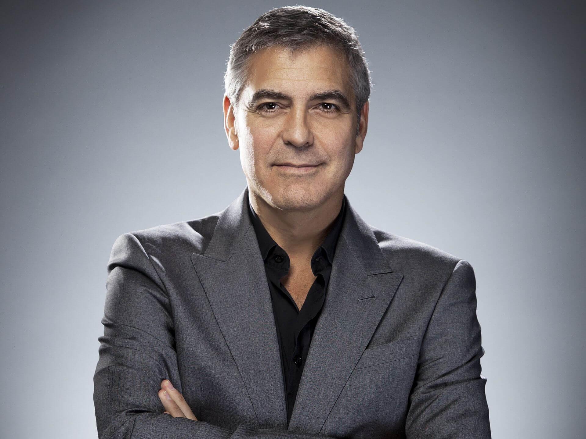 пластические операции Джордж Клуни