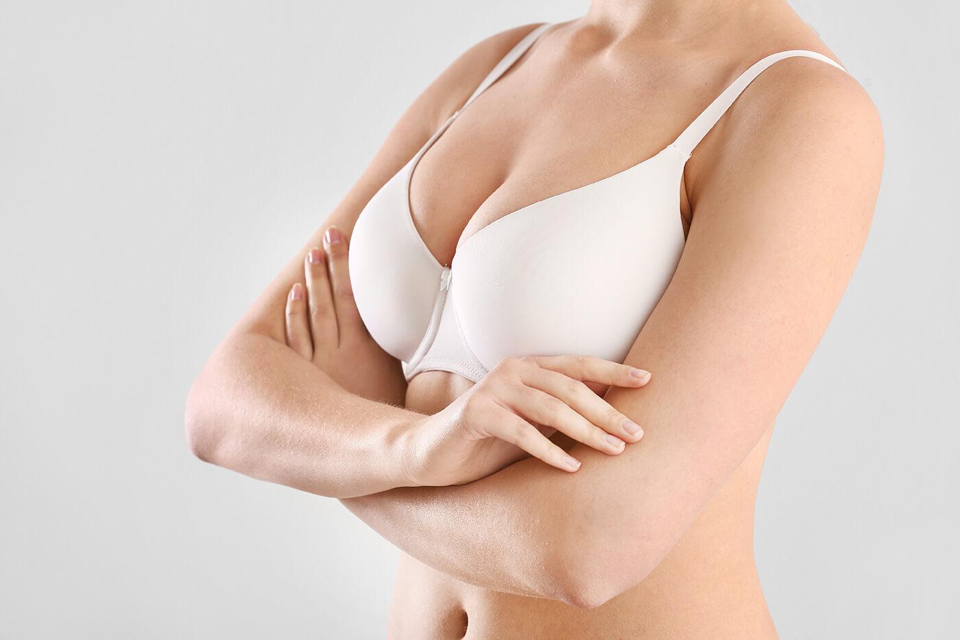 увелечение груди