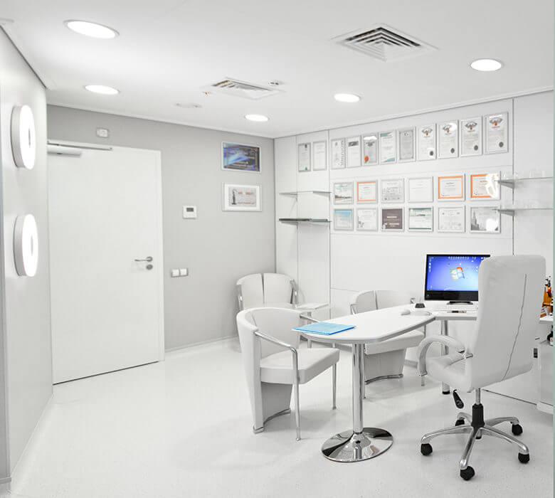 прием в клинике пластической хирургии «Бьюти Доктор»