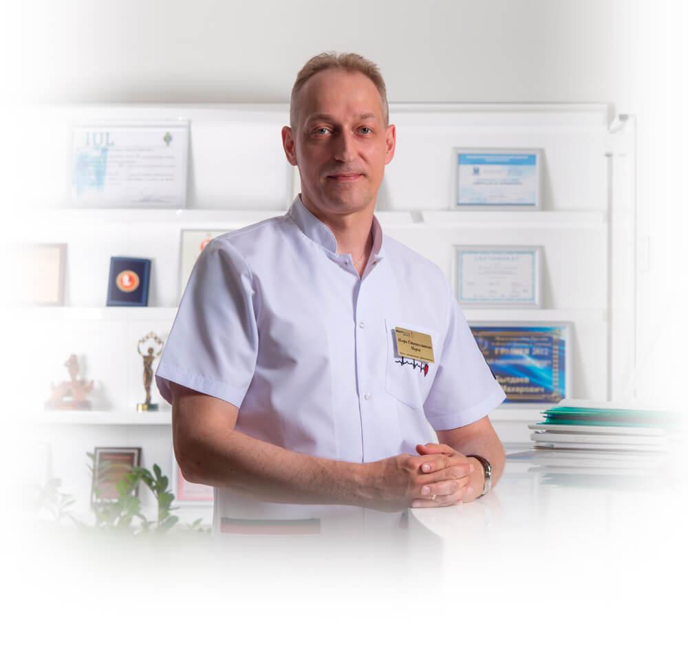 Морев Игорь Станиславович
