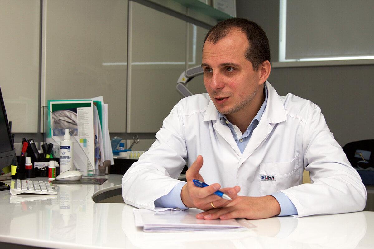 главный врач клиники «Бьюти Доктор» Александр Павлович Дудник