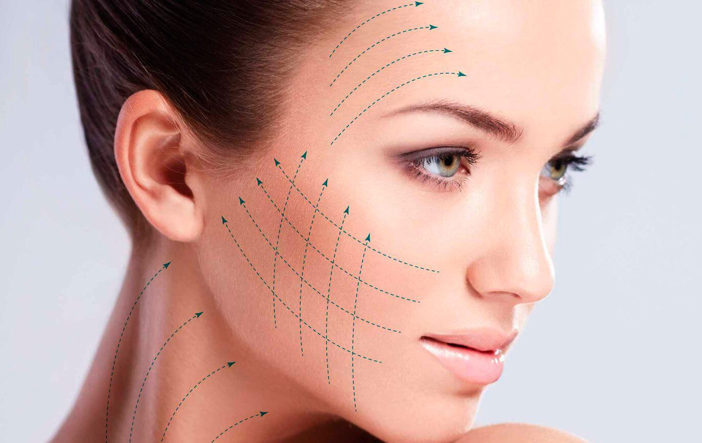 Круговая подтяжка лица в пластической хирургии